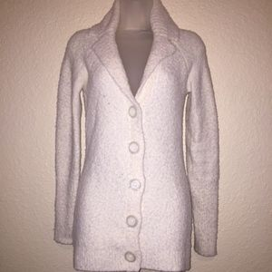 Long Sleeve Button Up Cardigan